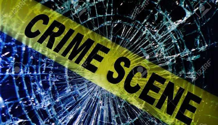 17337642-Broken-window-with-yellow-Crime-Scene-tape-Stock-Photo