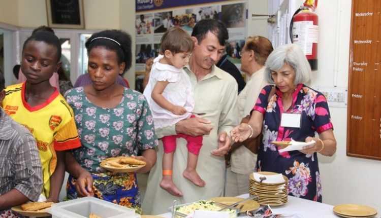 thumbnail_Fellowship at Rotary Club of Chandigarh